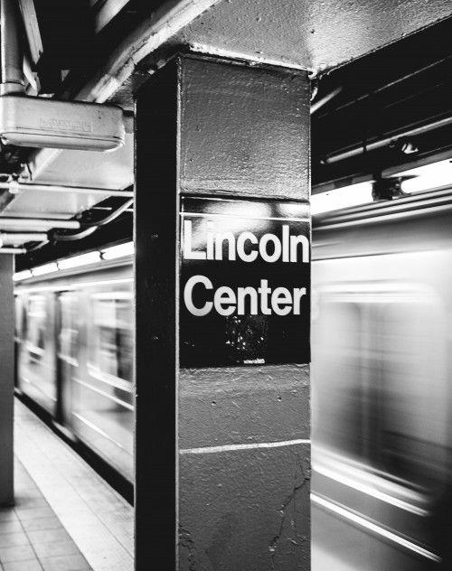 Lincoln Centre Metro