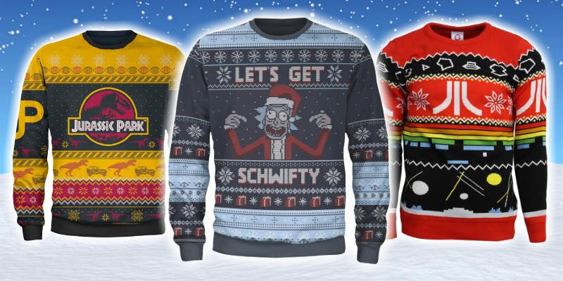 Zavvi Christmas Jumpers
