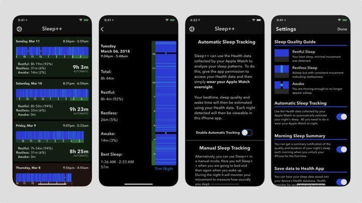 Apple Watch Series 3 analytics