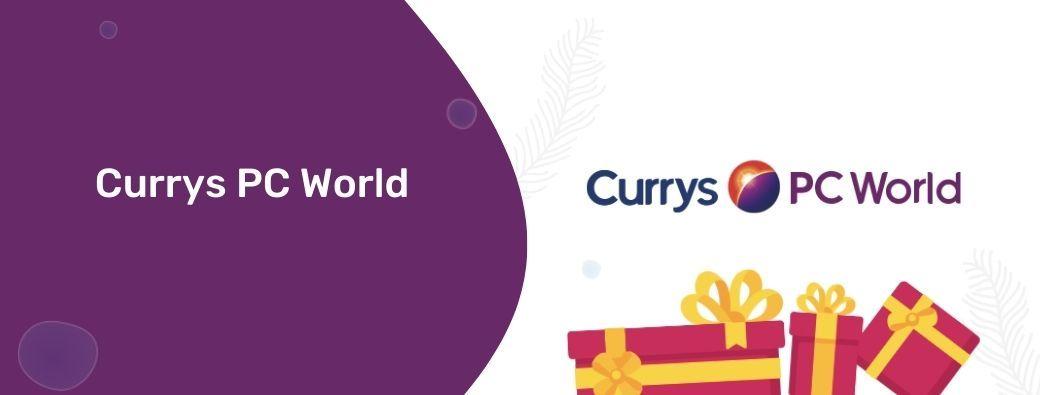 CurrysGift guide