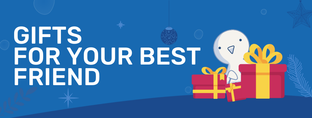 For your best friend - gift guide
