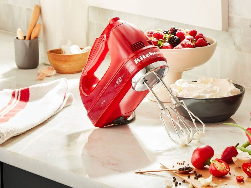 WIN a KitchenAid Hand Mixer worth £109 when you download the Quidco Cashback Reminder
