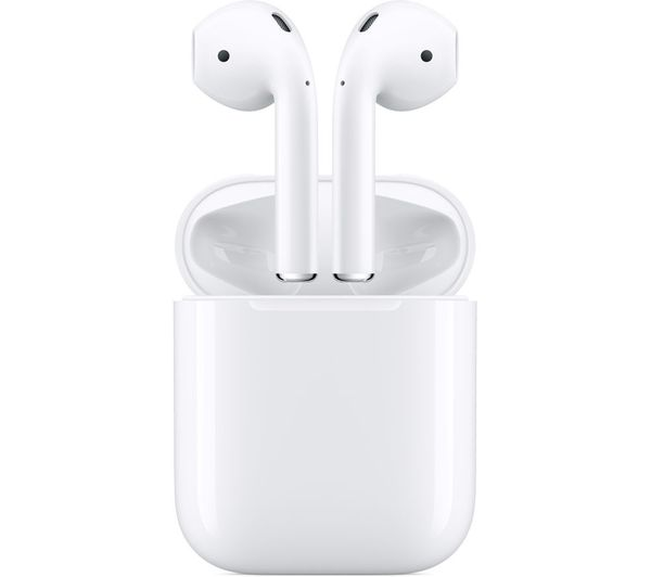 Get the 2nd Generation Apple Airpods for under £122!
