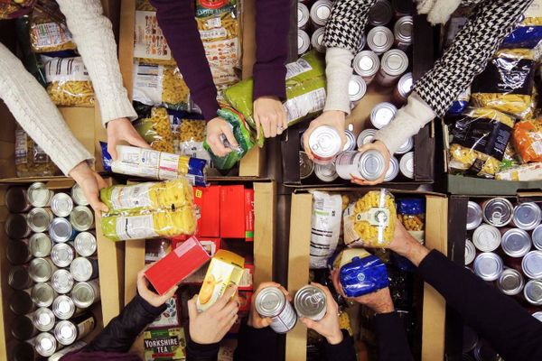 Here's how Quidco members made over £8,400 for food banks nationwide
